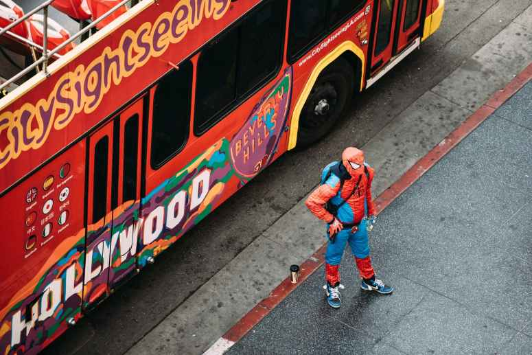 action bus city costume