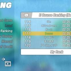 outrun ranks