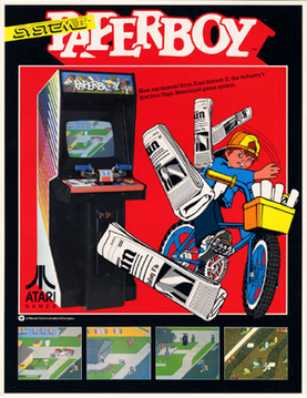 Can Nintendo Revive Paperboy?