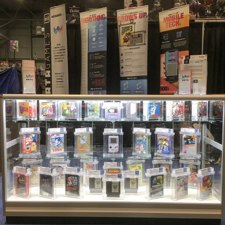 Wata Games at convention